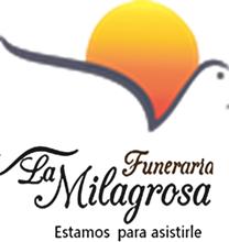 Logotipo de Funeraria la Milagrosa