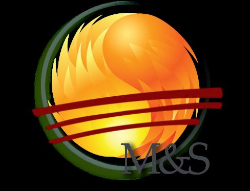 Logotipo de M&s Marketingyservicios