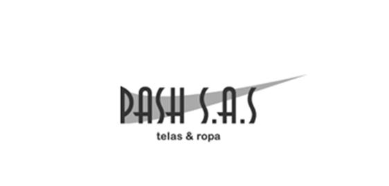 Logotipo de Pash