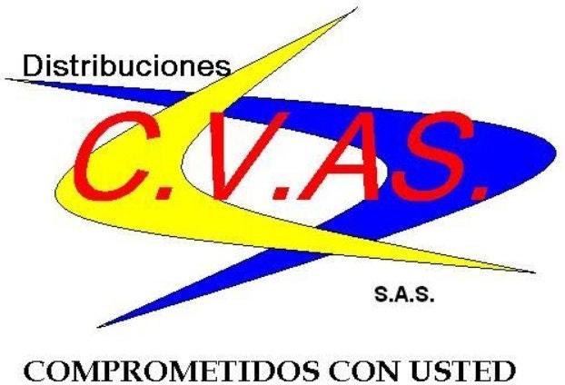 Logotipo de Distribuciones Cvas
