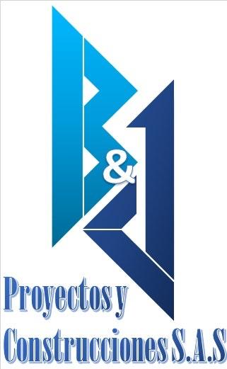 Logotipo de B&j Proyectos y Construcciones