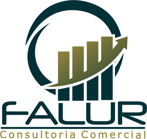 Logotipo de Falur Consultoria