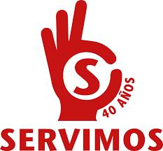 Logotipo de Servimos