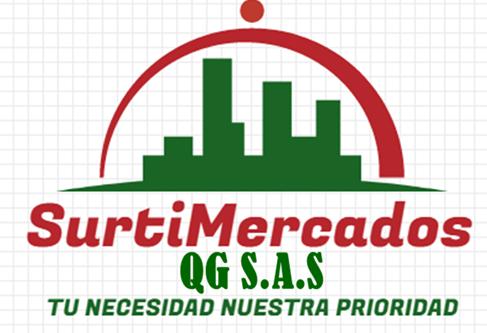 Logotipo de Surtimercados QG