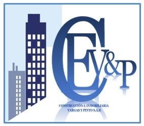Logotipo de Construcción E Inmobiliaria Vargas y Pinto