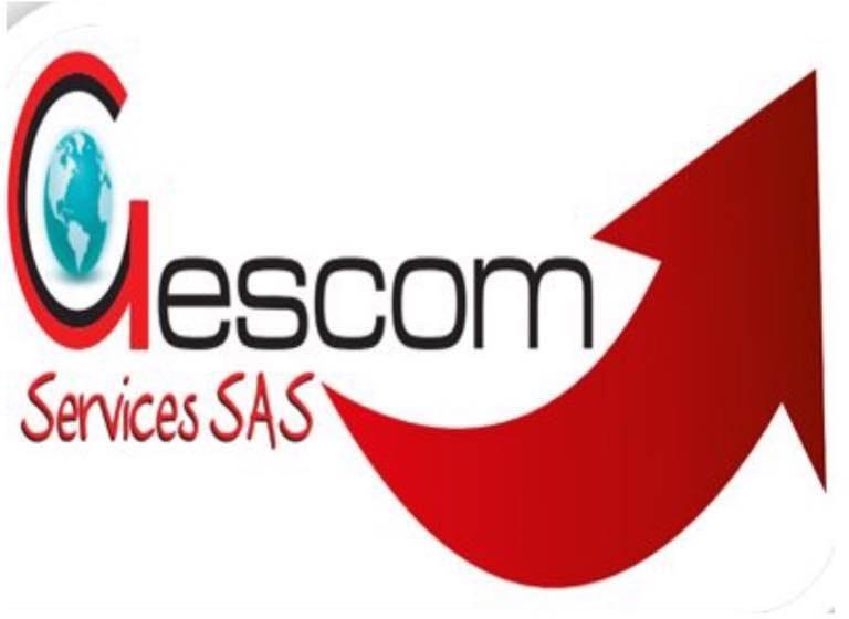Logotipo de Gescom Services