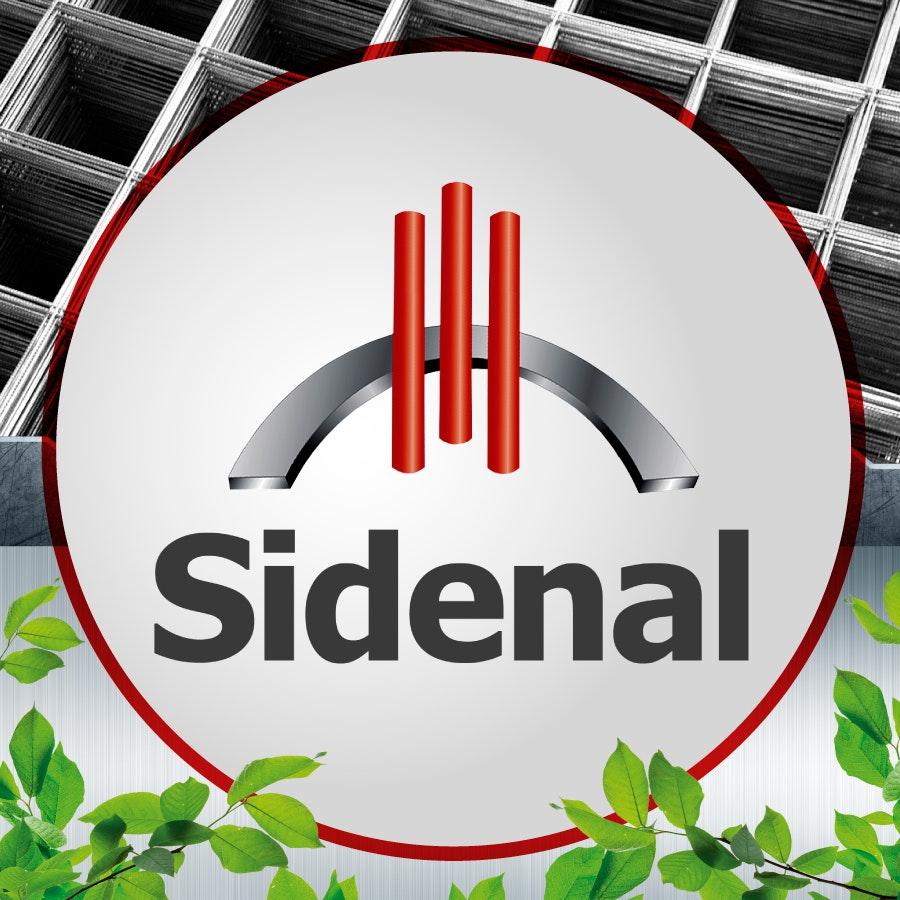 Logotipo de Siderurgica Nacional Sidenal
