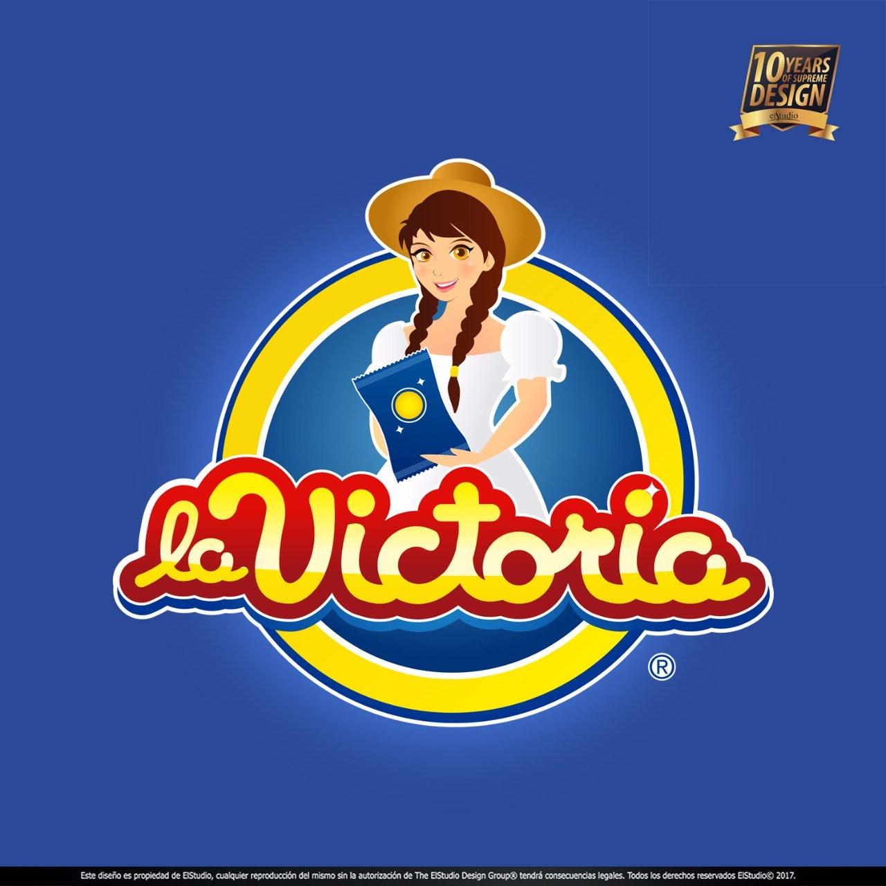 Logotipo de Productos Vicky