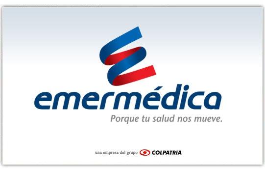 Logotipo de Emermedica