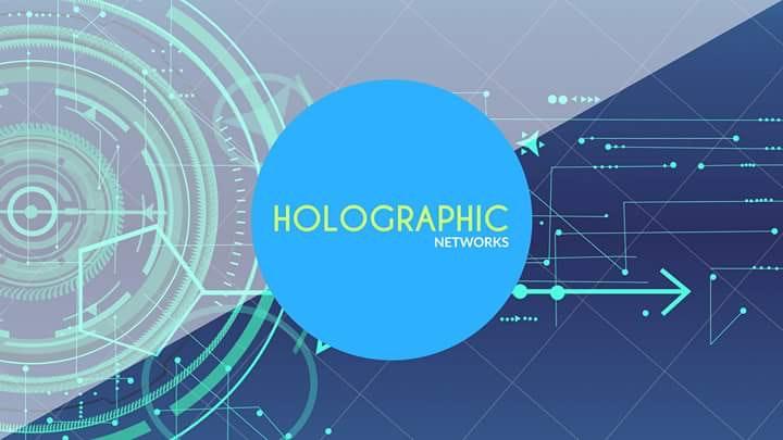 Logotipo de Holographic Networks