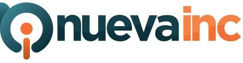 Logotipo de Nueva Inc
