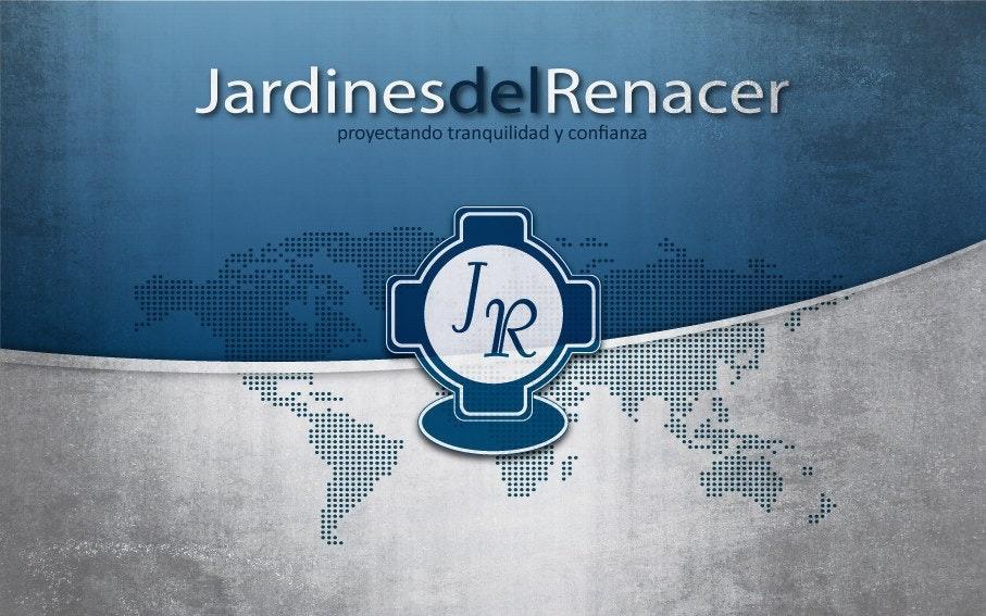 Logotipo de Jardines del Renacer