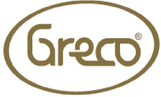 Logotipo de Industria de Galletas Greco