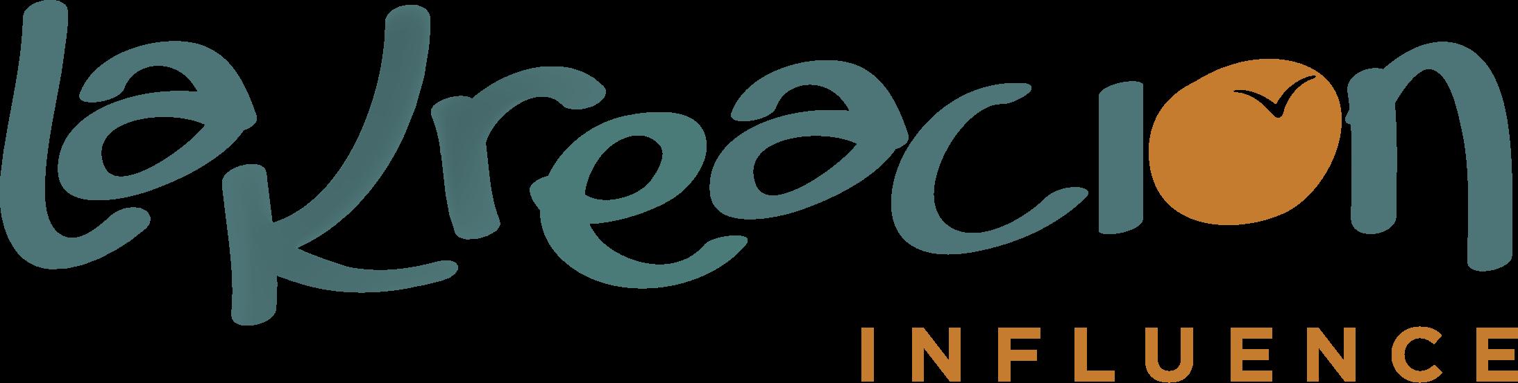 Logotipo de Lakreación Influence