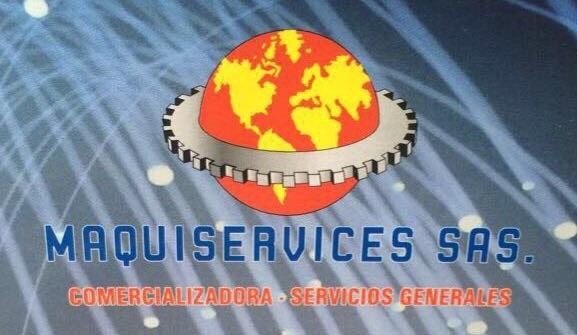 Logotipo de Maquiservices.