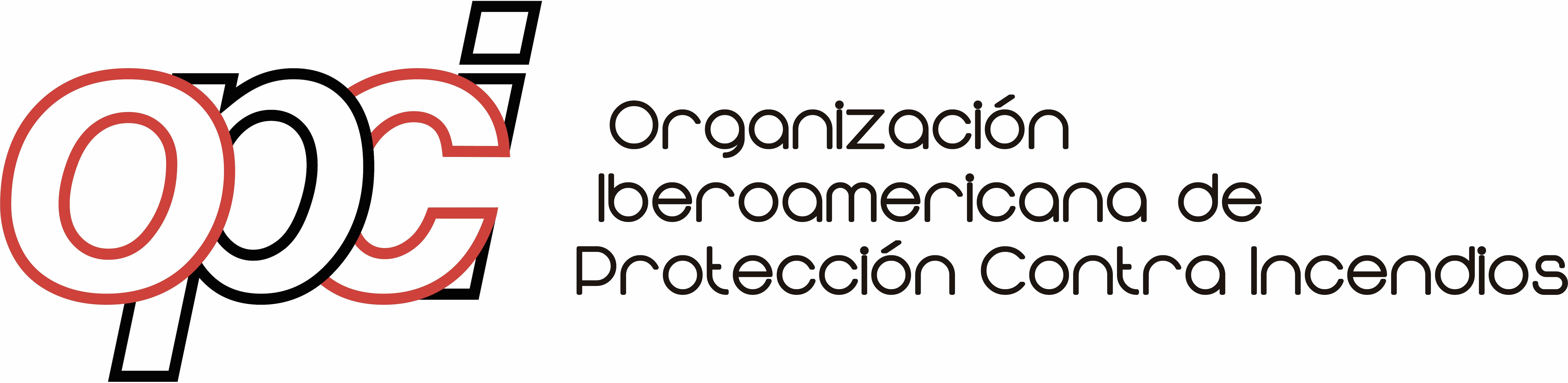 Logotipo de Organización Iberoamericana de Protección Contra Incendios Opci