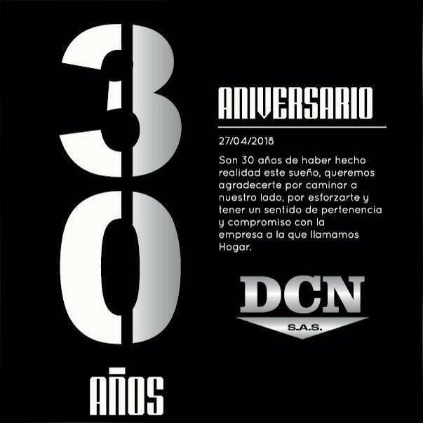 Logotipo de Dcn Sas - Imporbrake
