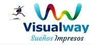 Logotipo de Visual
