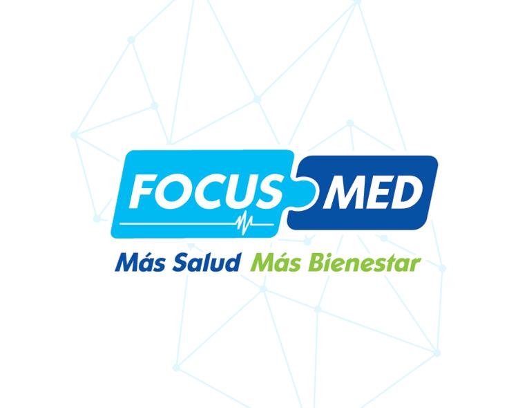 Logotipo de Focusmed