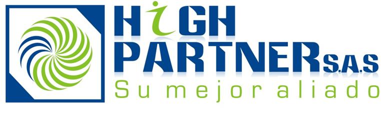 Logotipo de High Partner